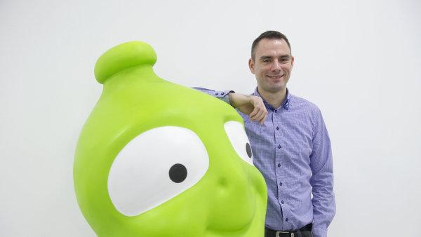 Místopředseda představenstva e-shopu Alza Tomáš Havryluk.