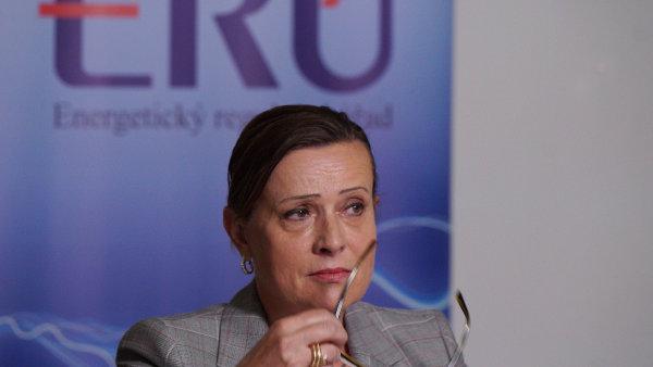 ��fka Energetick�ho regula�n�ho ��adu Alena Vit�skov�