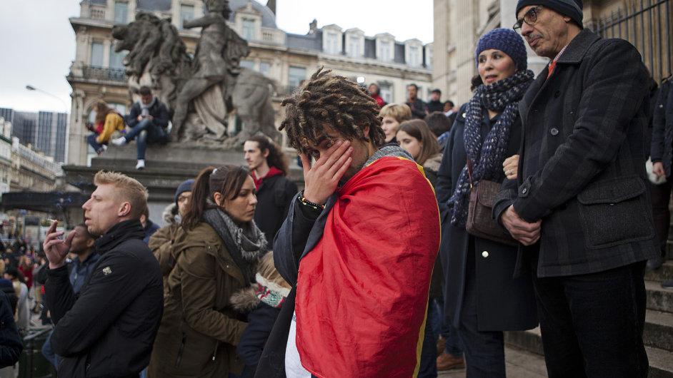 Teroristické útoky v Bruselu