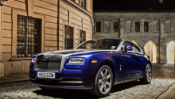 Nový Rolls-Royce si letos již koupili tři Češi, loni se na začátku roku žádný vůz neprodal - Ilustrační foto.