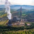 Elektr�rna Pljevlja: Jedin� uheln� zdroj v �ern� Ho�e funguje od roku 1982 - Ilustra�n� foto.