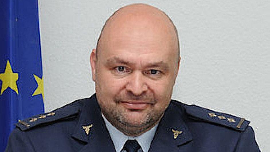 Milan Poulíček, generální ředitel Celní správy ČR