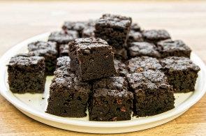 Brownies, vl��n� �okol�dov�