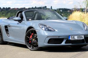 Porsche a čtyřválec: Jde to, ukazuje nový Boxster