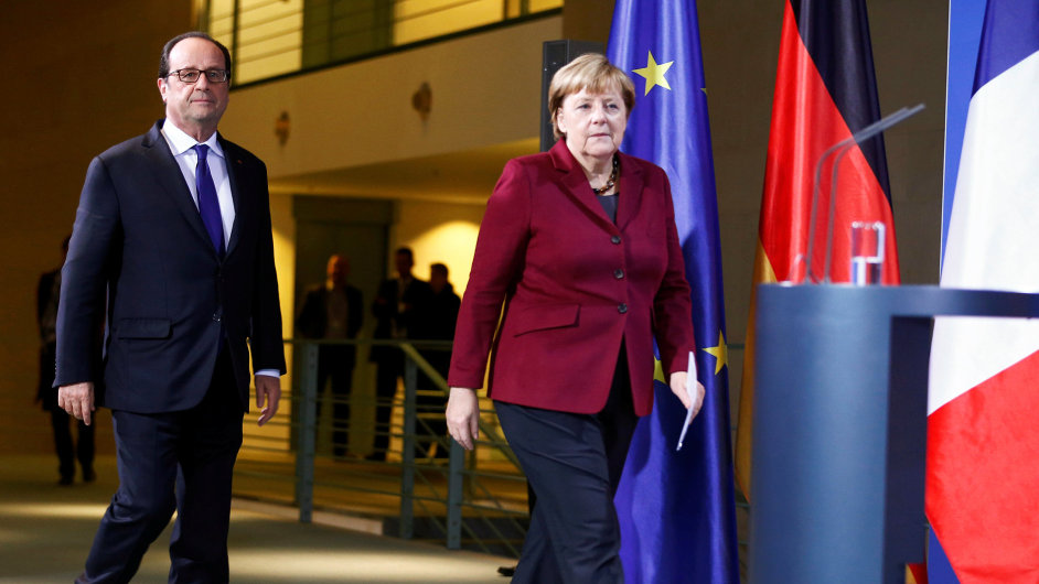 Berlínský summit o Sýrii.