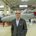 Giuseppe Giordo, prezident Aero Vodochody