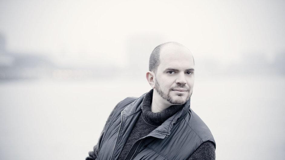Kirill Gerstein letos v únoru třikrát koncertoval s Českou filharmonií. Té také pomohl vybrat nástroj pro Dvořákovu síň Rudolfina.