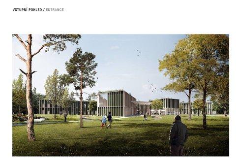 Ředitelství Lesů ČR má nově sídlit v největší dřevostavbě v zemi
