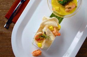 Smyslná večeře: Tygří krevety skvěle doplní švestkové víno