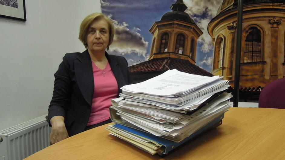 Jarmila Veselá