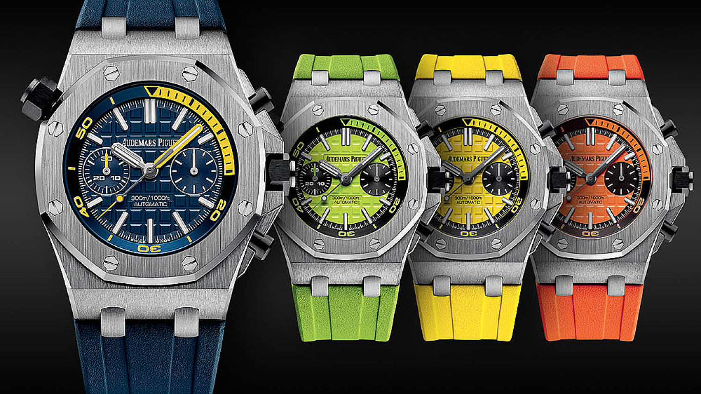 AP ROO Diver colors 1000