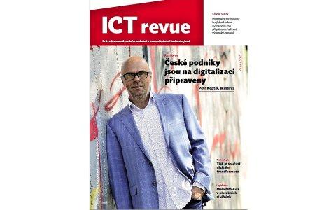 Právě vyšlo: <BR> ICT revue 6/2017