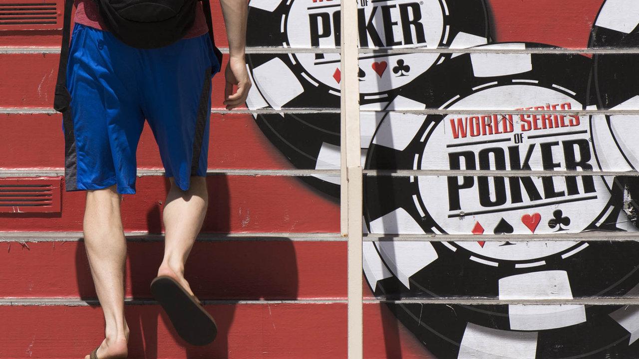 V Rozvadově se na hlavním turnaji Světové pokerové série bude hrát v přepočtu o 130 milionů korun.