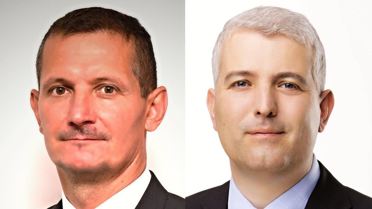 Aleš Oborník a Marek Štejnar, členové představenstva společnosti PROFI CREDIT Czech