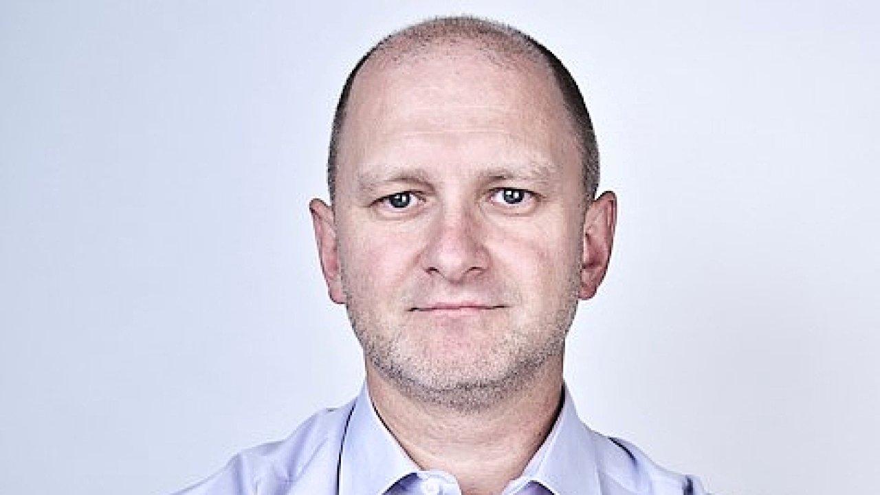 Mariusz Rzepka, oblastní manažer pro východoevropský region společnosti Sophos