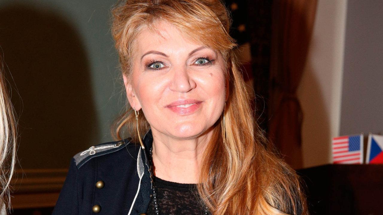 Spisovatelka a scenáristka Martina Formanová