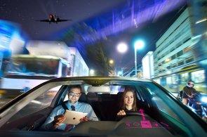 Chytré auto od T-Mobilu umí ve voze zajistit zábavu, nabídne hotspot s 5 nebo 20 GB dat