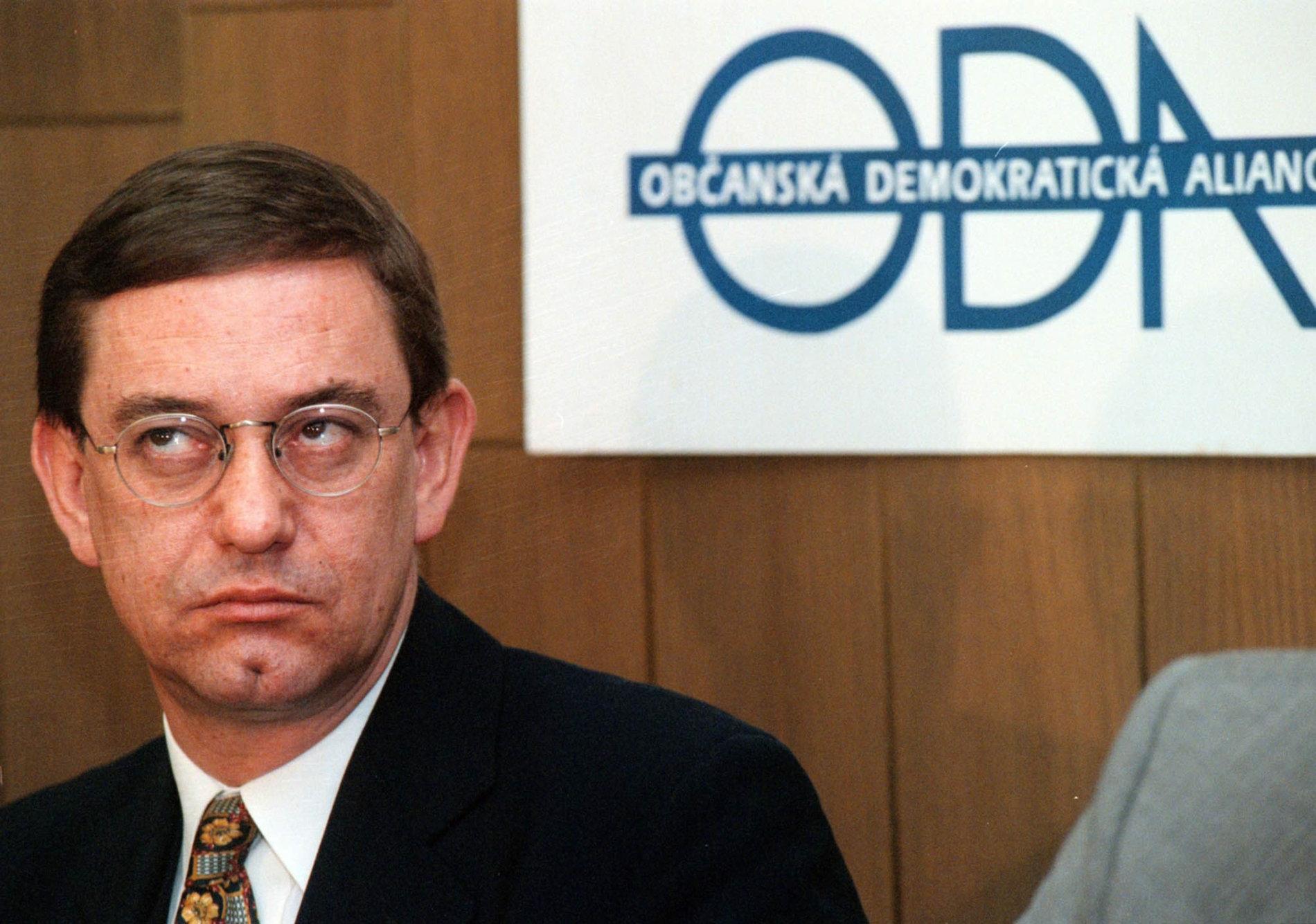 Ve druhé polovině 90. let vedl ODA Jiří Skalický.