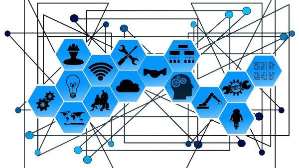 Podle Vize 2025 asociace ABSL změní nové technologie trh podnikových služeb, ilustrace