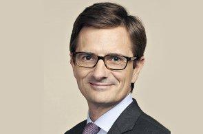 Romain Boscher, globální investiční ředitel Fidelity International pro oblast akcií