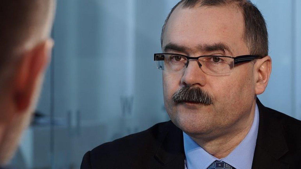 Poslanec za ODS Pavel Žáček.