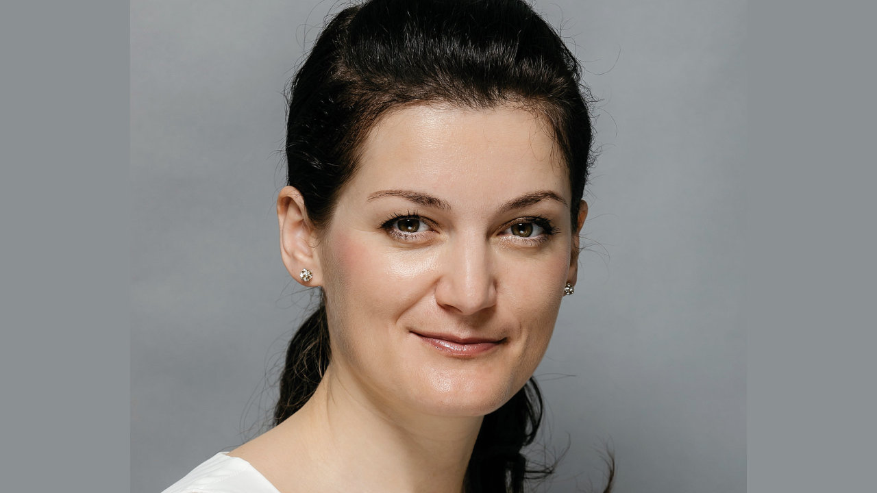 Erika Kohoutová, členka představenstva společnosti EUROVIA CS