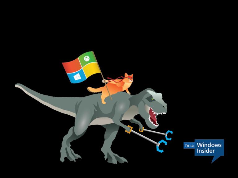 Na vrcholu měl Windows Insider program 10 milionů členů, aktuální čísla Microsoft nehlásí. Zato má celý program skvělé maskoty