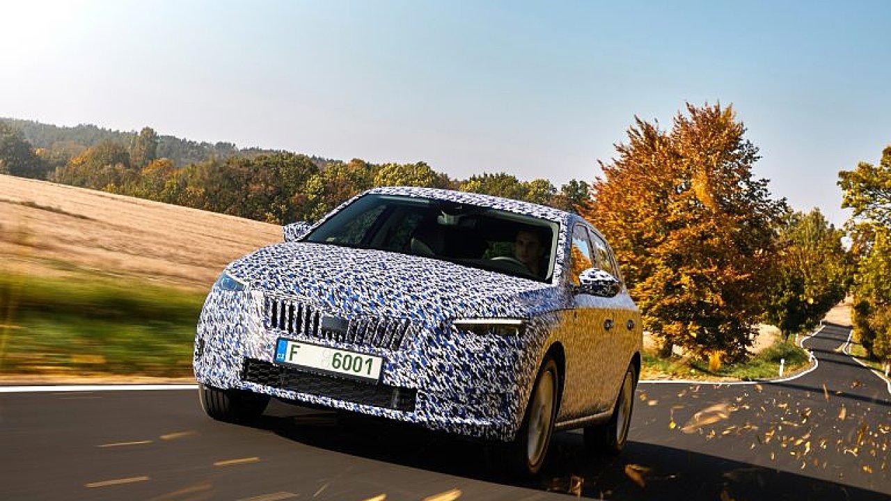 Škoda Scala bude mít tři benzinové motory, jeden naftový a jeden s pohonem na zemní plyn.