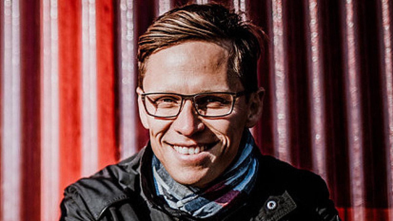 Pavel Krump, obchodní ředitel finanční skupiny Partners