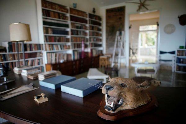 Hemingwayovo muzeum na Kubě