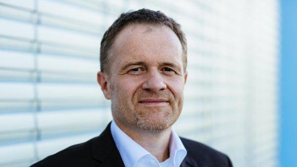 Luděk Drnec, CEO DHL Express CZ