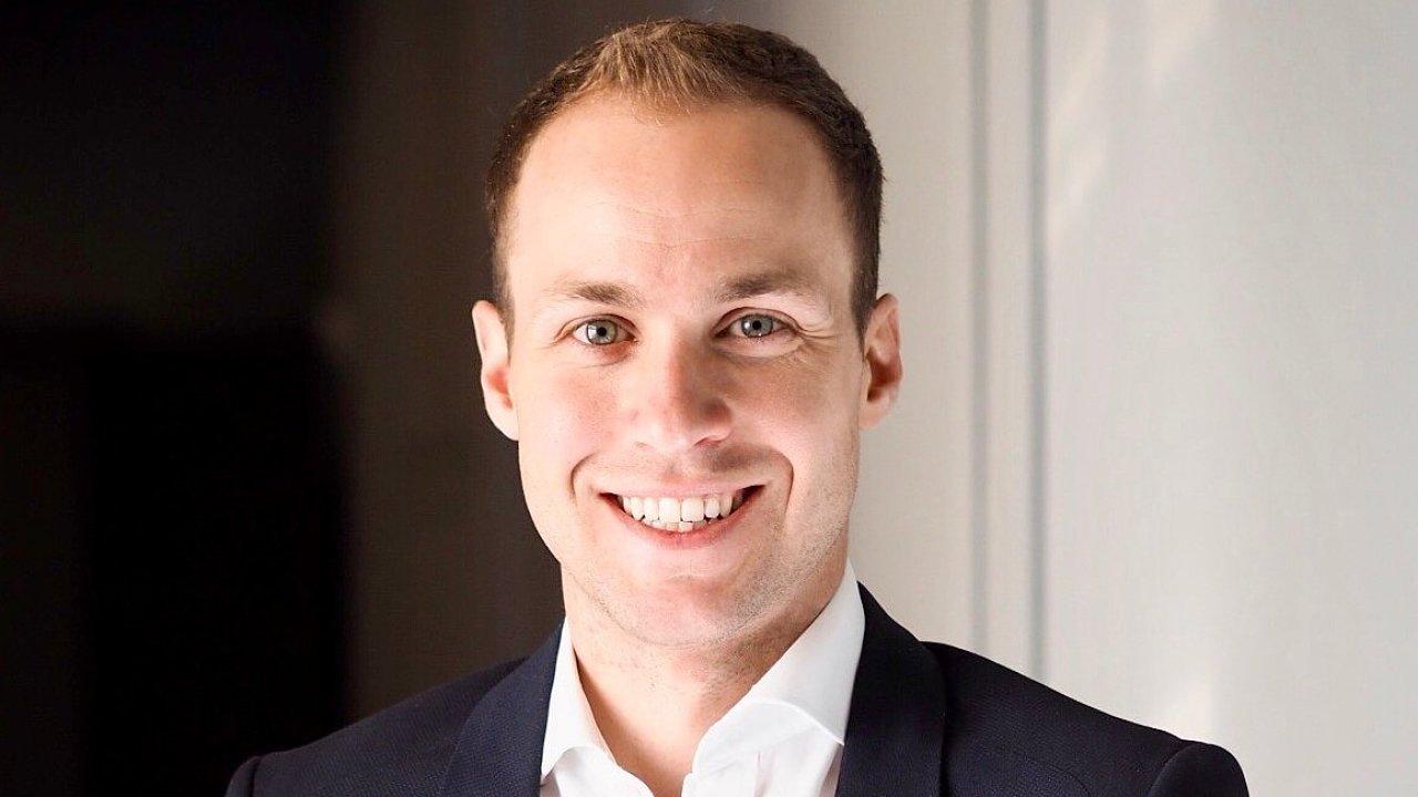 Martin Švehla, generální ředitel hotelové sítě Pytloun Hotels