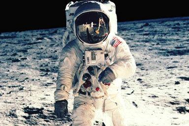 Přistání na Měsíci se stalo nejvýznamnější událostí vhistorii lidského poznání.