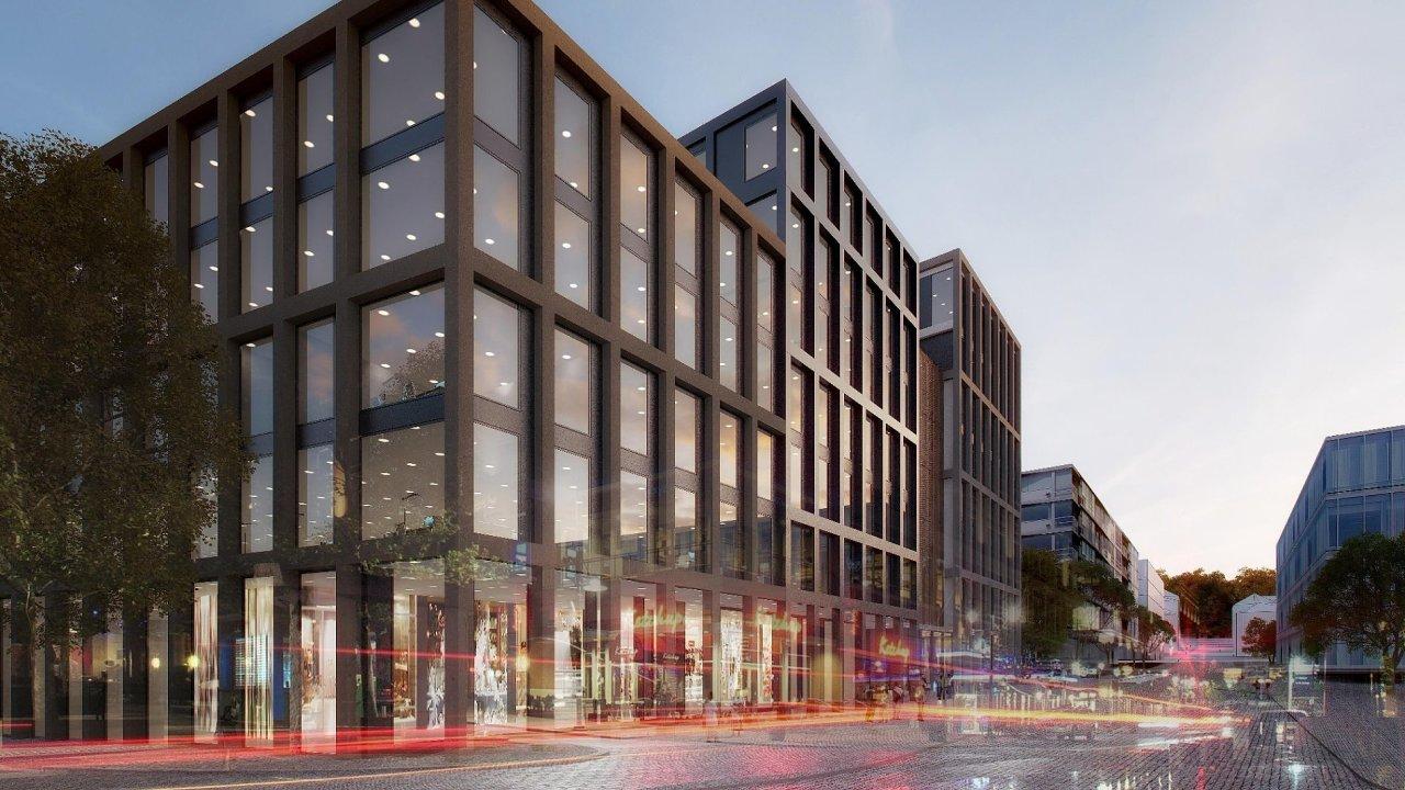 Skupina Sekyra Group plánuje v následujících letech postavit na Smíchově novou čtvrť za několik miliard korun. Na místě vzniknou byty, kanceláře a obchody.