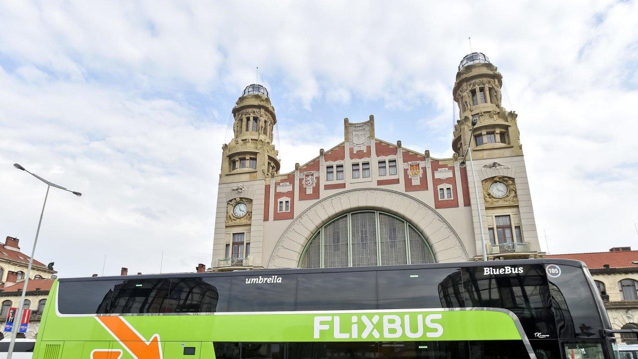 FlixMobility podniká vosmadvaceti evropských zemích, včetně Česka.