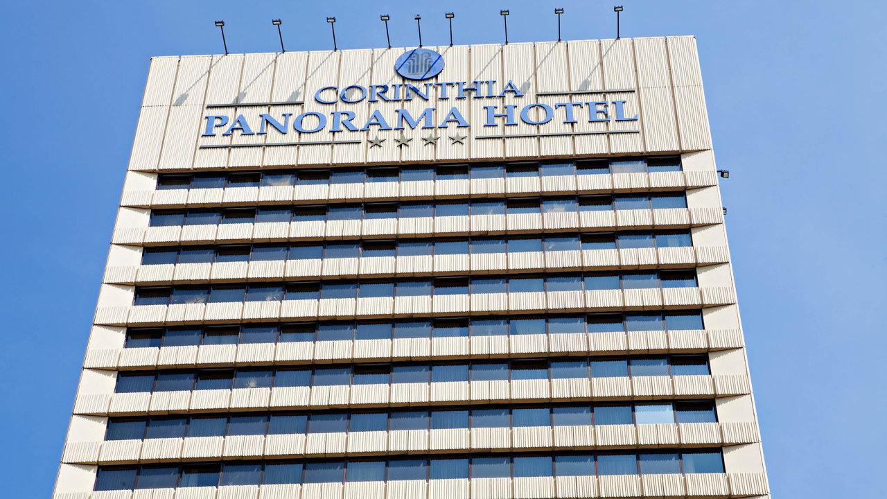 Šestý největší hotel v Praze – Panorama Hotel Prague – změnil majitele.