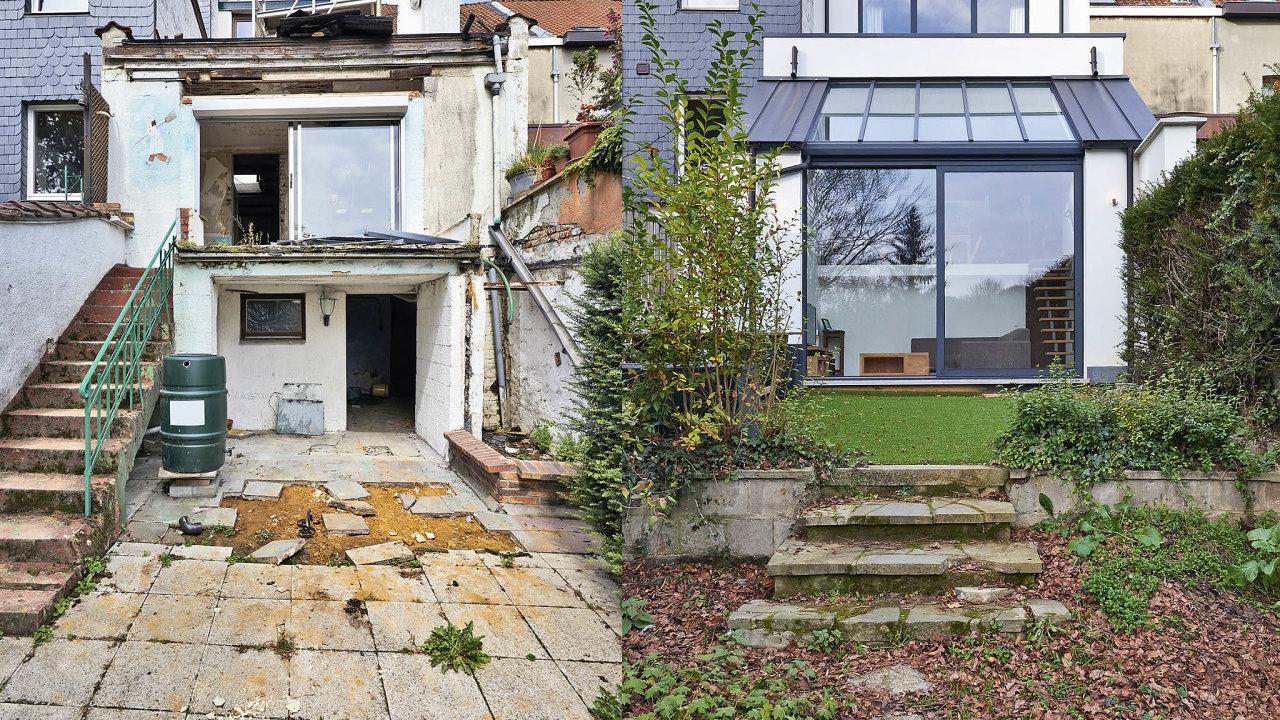 Zrekonstruovat dům dodnešních standardů často stojí stejně nebo ivíce peněz než vystavět dům úplně nový.