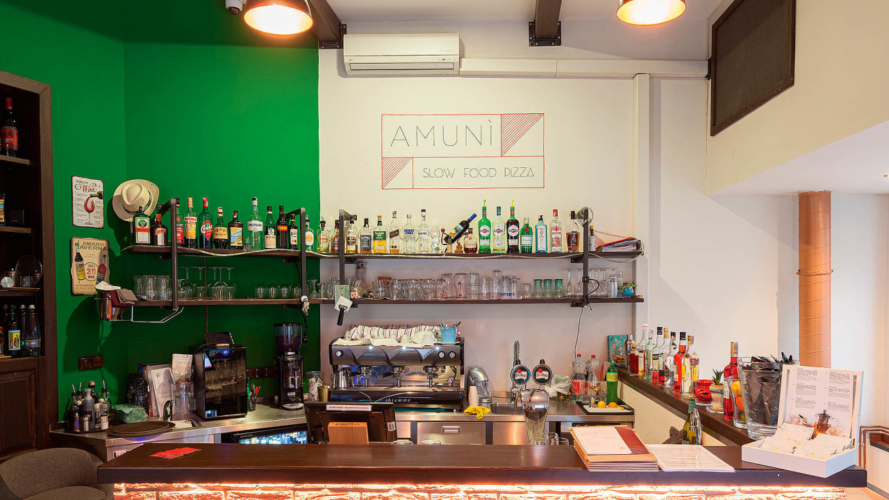 Restaurace Amuni