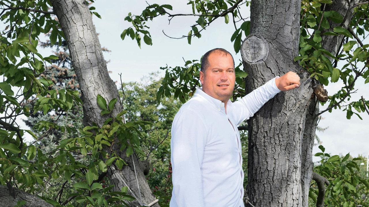 Majitel AVT Group Petr Vlček