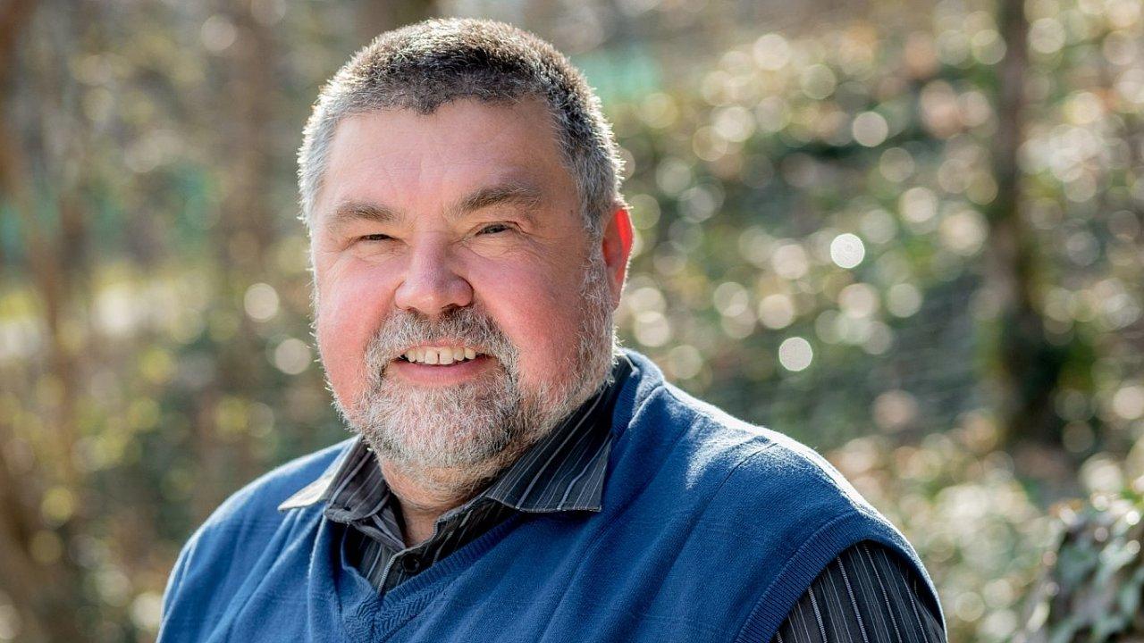 Ředitel pro strategie v Nadaci Partnerství Miroslav Kundrata.
