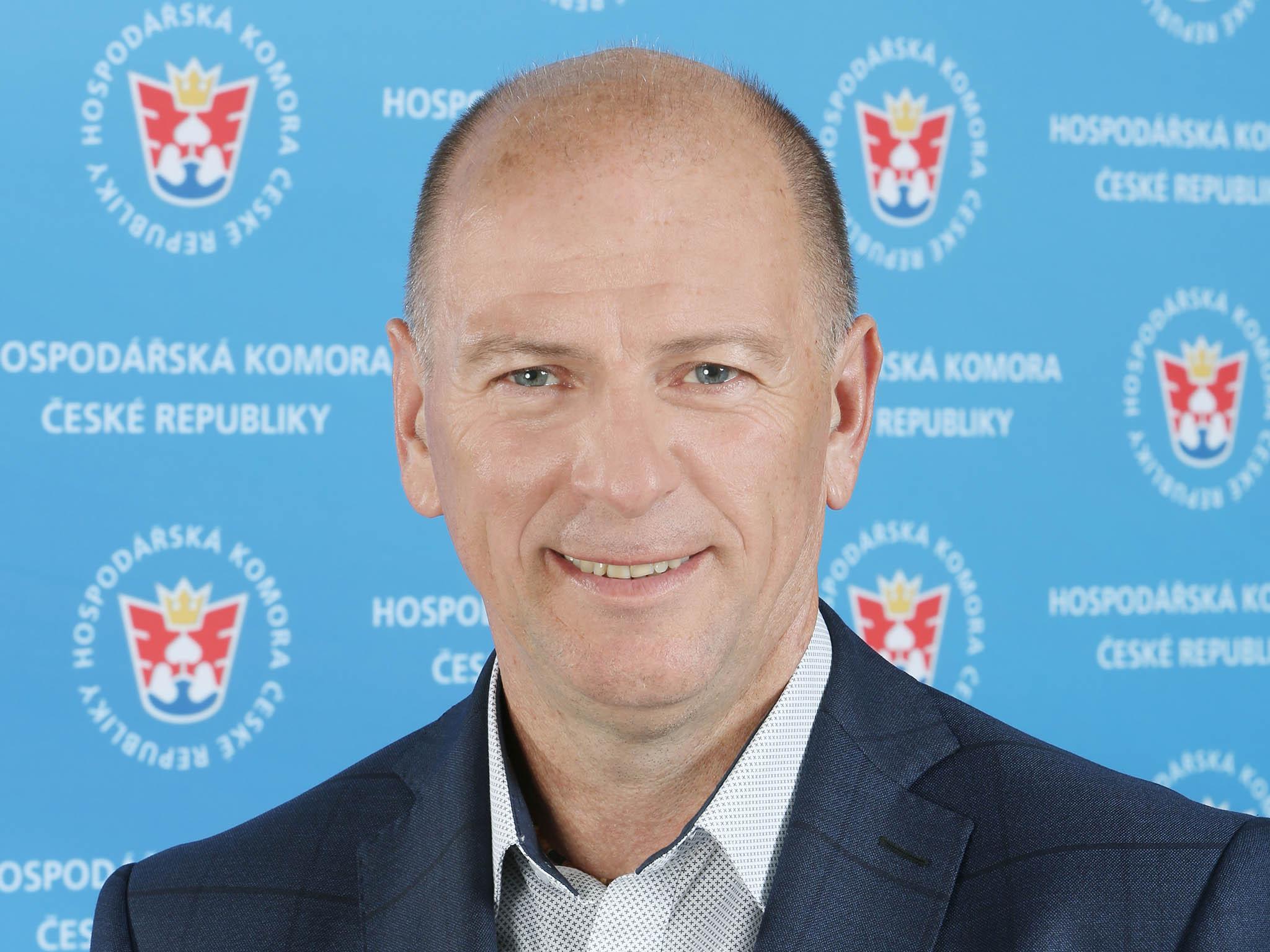 Roman Pommer, viceprezident Hospodářské komory