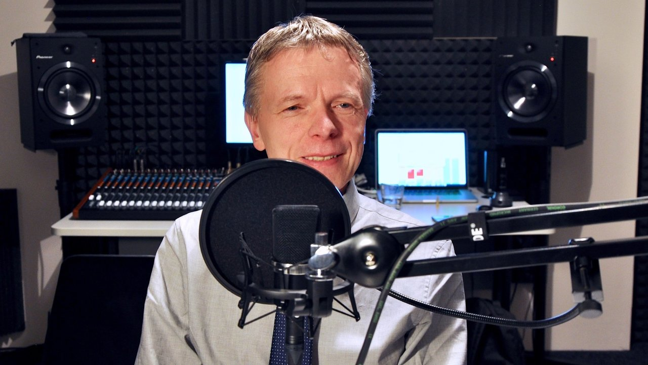 Pavel Sobíšek, hlavní ekonom UniCreditBank.