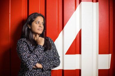 Spoluzakladatelka fondu Seedcamp Reshma Sohoniová.