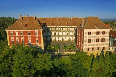 Zámek Opočno zůstane státu. Ústavní soud včera zamítl stížnost dcery posledního šlechtického majitele zámku Kristiny Colloredo-Mansfeldové.