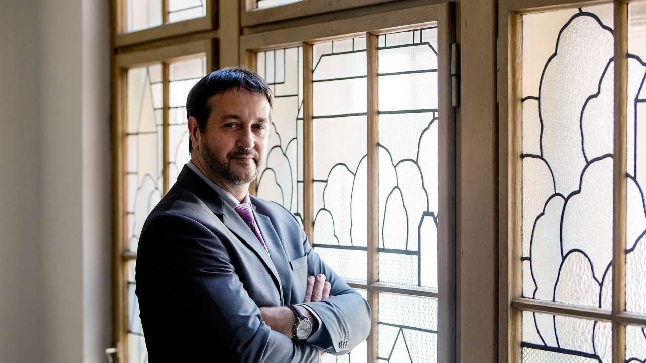 Epidemiolog Rastislav Maďar, šéf pracovní skupiny pro uvolňování karantény na ministerstvu zdravotnictví.