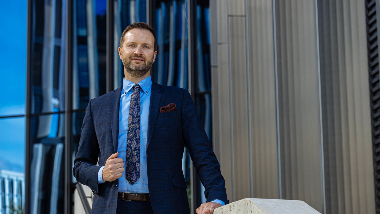 Šéf věří v kladné hospodaření. Tomasz Wiatrak převzal Unipetrol ve chvíli, kdy ještě na obzoru nebyl koronavirus. I po jeho zásahu věří, že podnik skončí letos v černých číslech.