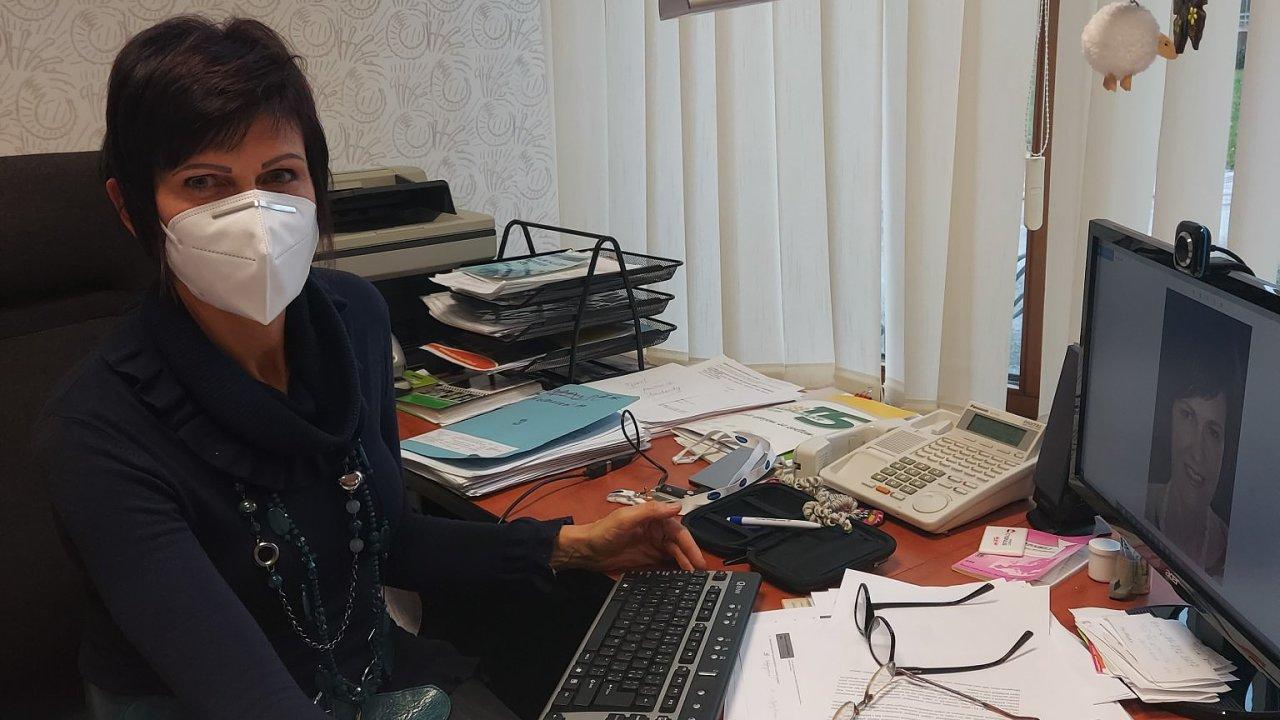 Soňa Mašková domov důchodců koronavirus