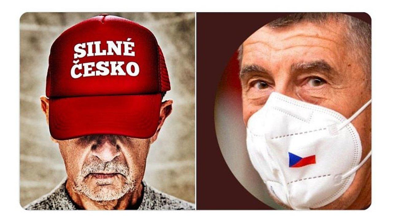 """Babiš odložil """"Trumpovu"""" kšiltovku: To, že zmizela, je hodně silné gesto, říká Šlerka"""
