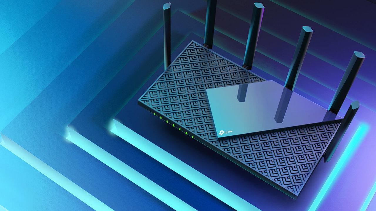 Moderní router nemusí  být mohutný ani křiklavý, nemusí být ani moc drahý