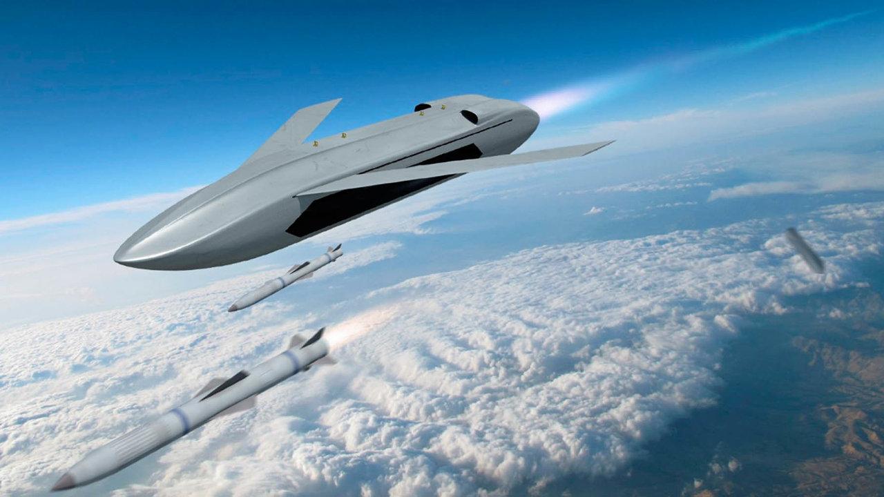 Podle nedávno skončené soutěže by útočné drony měly začít vyrábět zbrojařské koncerny General Atomics, Lockheed Martin aNorthrop Grumman.